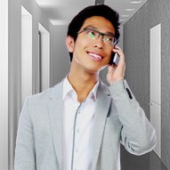 Usuarios de teléfonos estándar